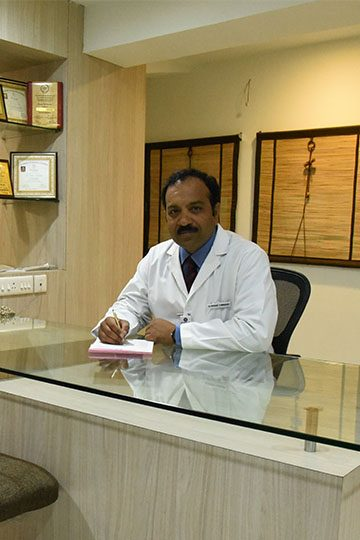 Dr. (Major) Prashant S. Nimbalkar