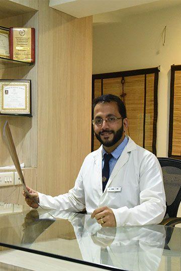 Dr. Parimal V. Fuke